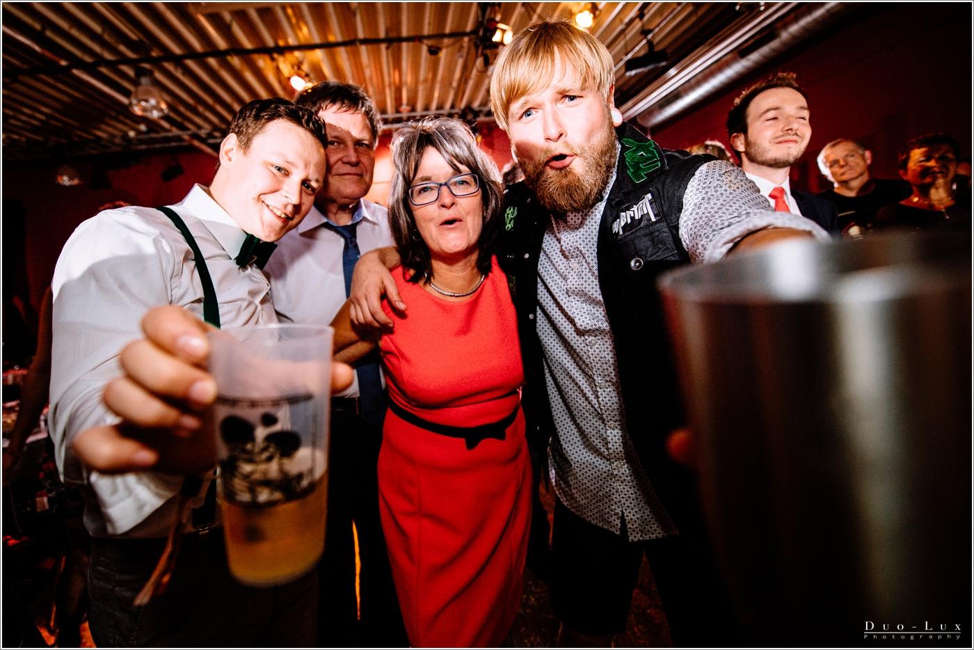 Rocker Hochzeit - Hochzeitsfotograf Wuppertal